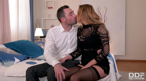 Candy Alexa – Playful Transition: From Foot Licking To